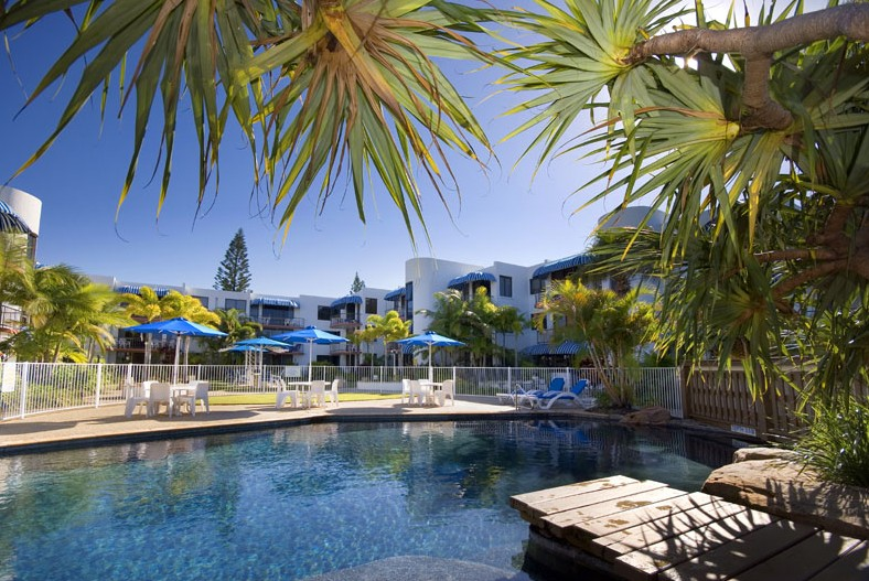 Headland Tropicana - Accommodation 4U