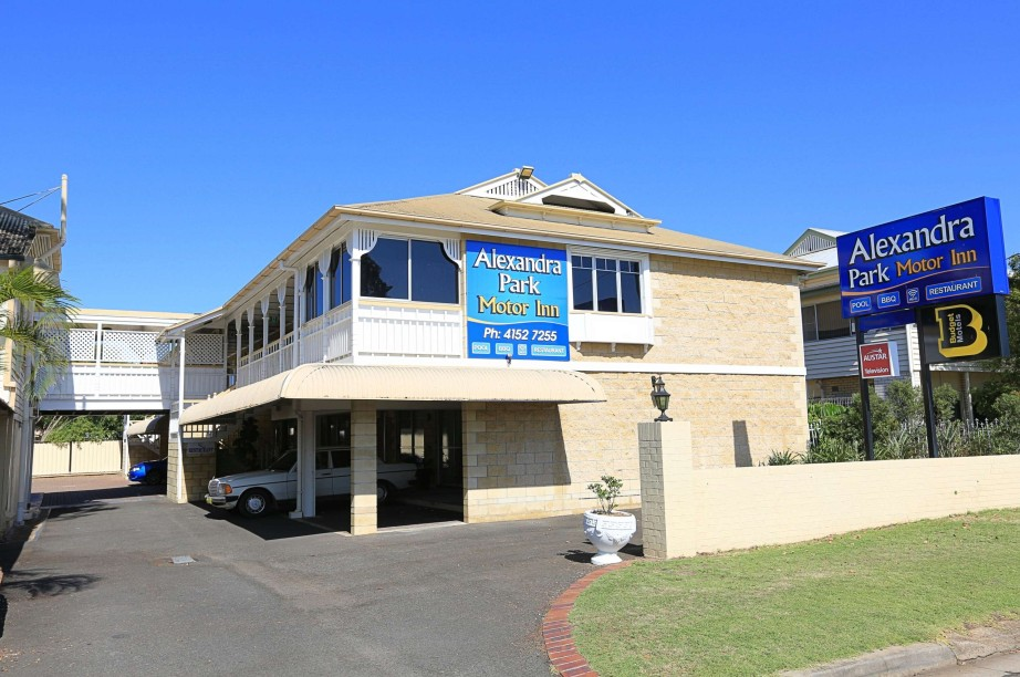 Alexandra Park Motor Inn - Accommodation 4U