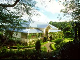 The Falls Rainforest Cottages - Accommodation 4U