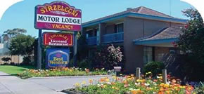 Strzelecki Motor Lodge - Accommodation 4U