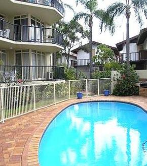 Bayview Beach Holiday Apartments - Accommodation 4U