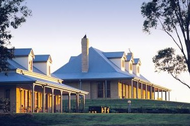 Berenbell Vineyard Retreat - Accommodation 4U