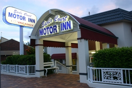 Earls Court Motor Inn - Accommodation 4U