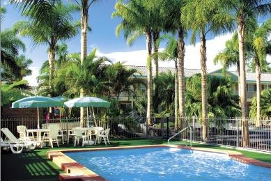 Forster Palms Motel - Accommodation 4U