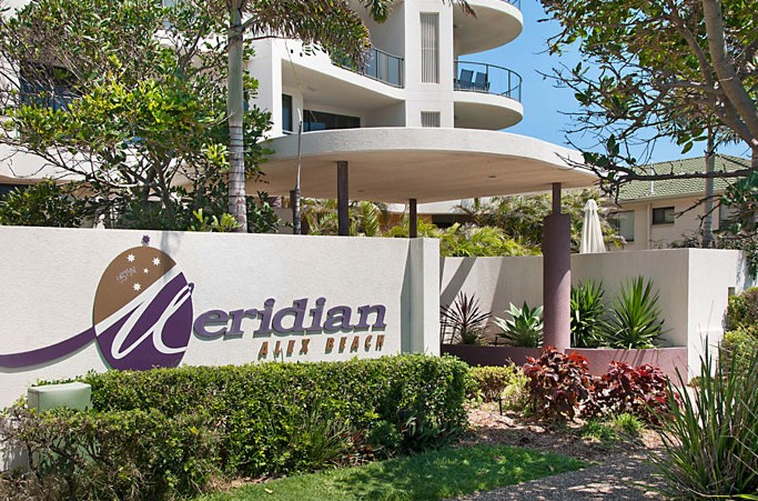 Meridian Alex Beach - Accommodation 4U