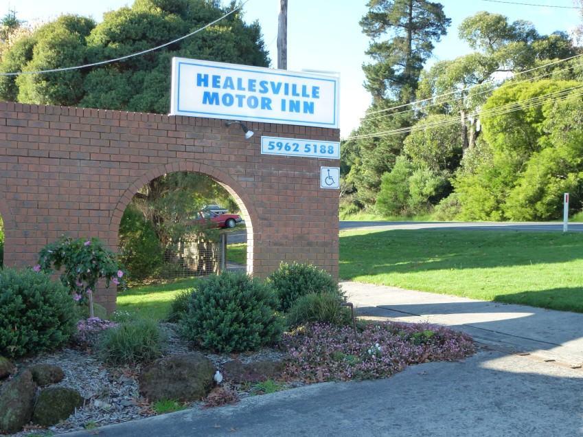 Healesville Motor Inn - Accommodation 4U