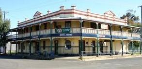 Royal Hotel Boggabri - Accommodation 4U