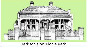 Jackson's On Middle Park - Accommodation 4U