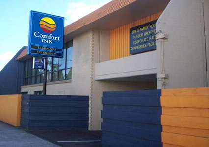 Comfort Inn Traralgon - Accommodation 4U