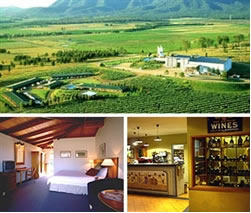 Hunter Resort - Accommodation 4U