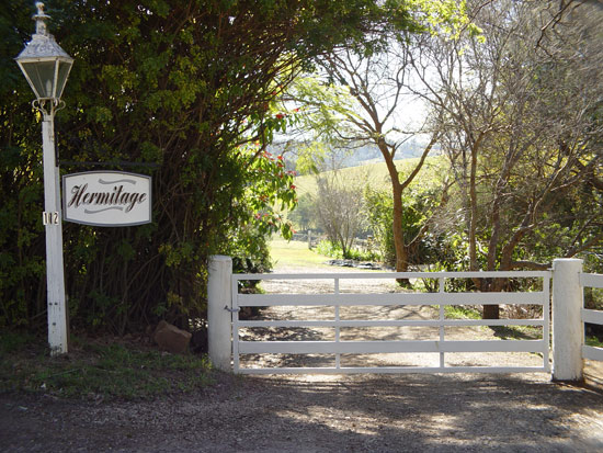 Hermitage Cottage - Accommodation 4U