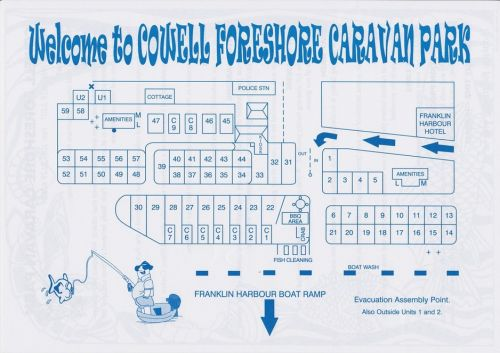 Cowell Foreshore Caravan Park amp Holiday Units - Accommodation 4U