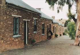 Burra Heritage Cottages - Tivers Row - Accommodation 4U