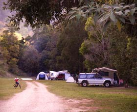Mt Warning Holiday Park - Accommodation 4U