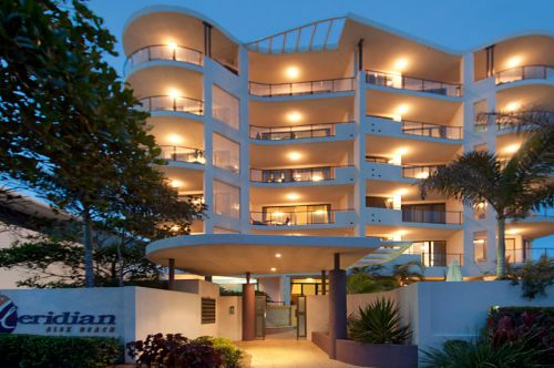 Meridian Alex Beach Apartments - Accommodation 4U