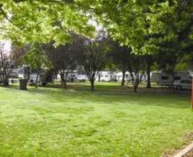 Cowra Van Park - Accommodation 4U