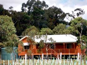 Granite Ridge Wines - Fergies Hill Cottage - Accommodation 4U