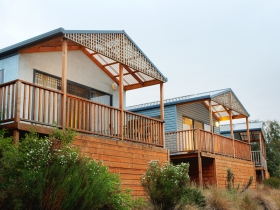 Discovery Holiday Parks Hobart Cosy Cabins - Accommodation 4U