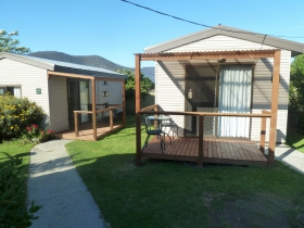 Hobart Cabins and Cottages - Accommodation 4U