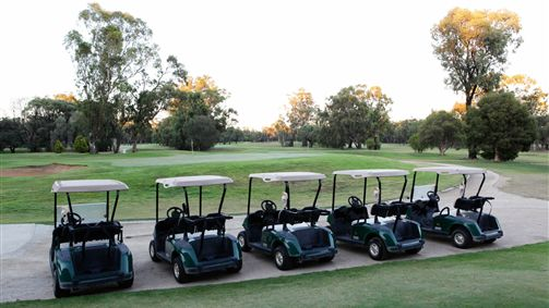Deniliquin Golf Leisure Resort - Accommodation 4U