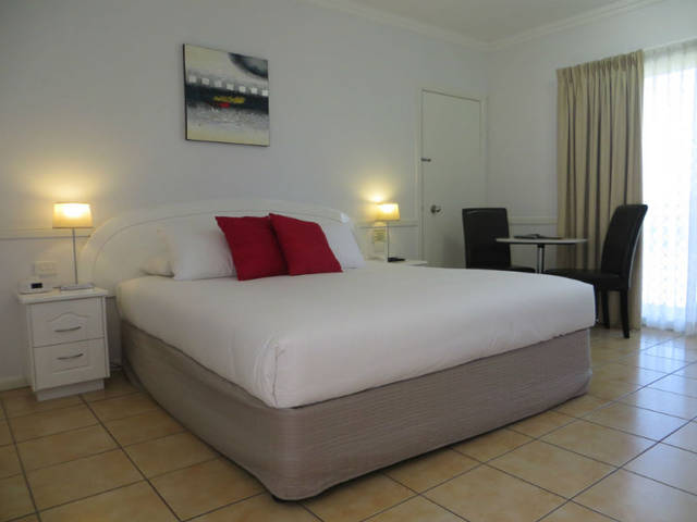 Charters Towers Heritage Lodge Motel - Accommodation 4U