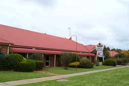Quality Inn Parkes International - Accommodation 4U