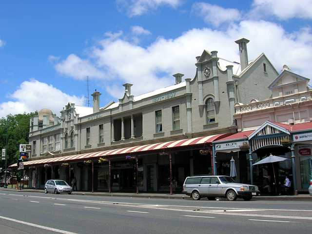Commercial Hotel Camperdown - Accommodation 4U