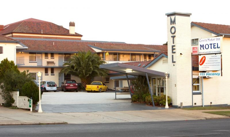 Cowra Motor Inn - Accommodation 4U