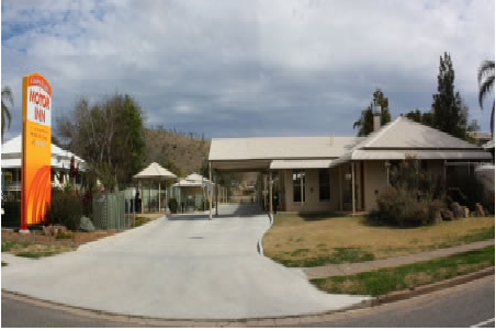 Country Roads Motor Inn - Gayndah - Accommodation 4U