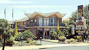 Countryman Motor Inn - Accommodation 4U