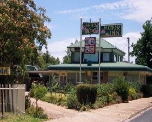 Garden Court Motor Inn - Accommodation 4U