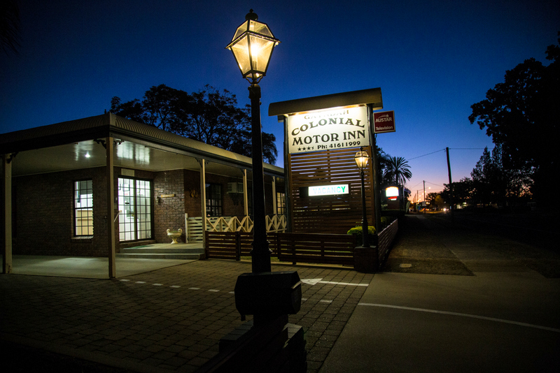 Gayndah Colonial Motor Inn - Accommodation 4U