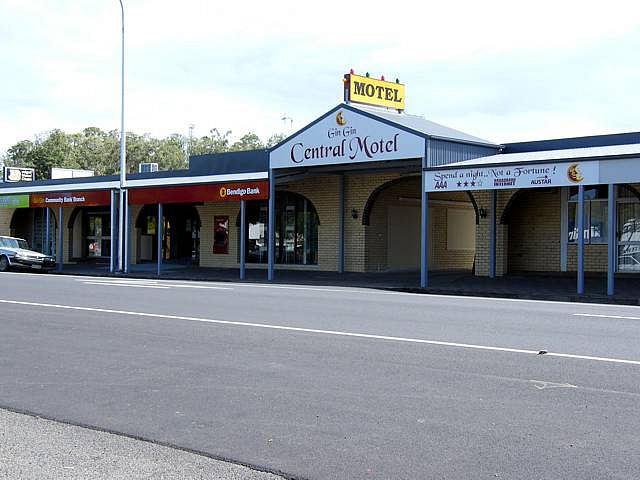 Gin Gin Central Motel - Accommodation 4U