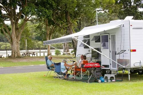 North Coast Holiday Parks Ferry Reserve - Accommodation 4U