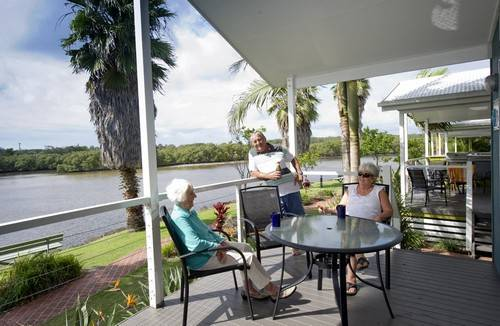 North Coast Holiday Parks Terrace Reserve - Accommodation 4U