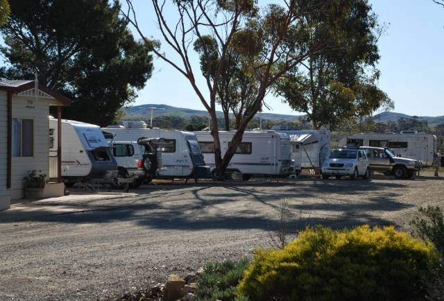 Orroroo Caravan Park - Accommodation 4U