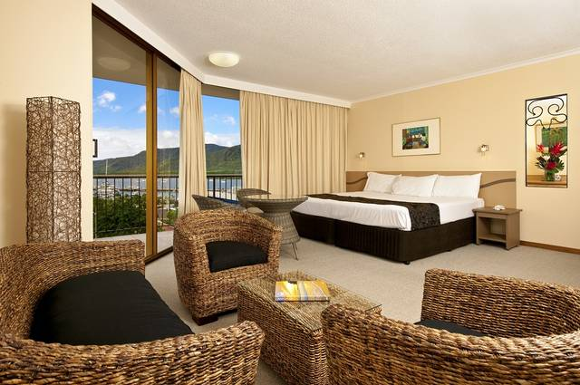 Pacific Hotel Cairns - Accommodation 4U