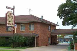 Parkes All Settlers Motor Inn - Accommodation 4U
