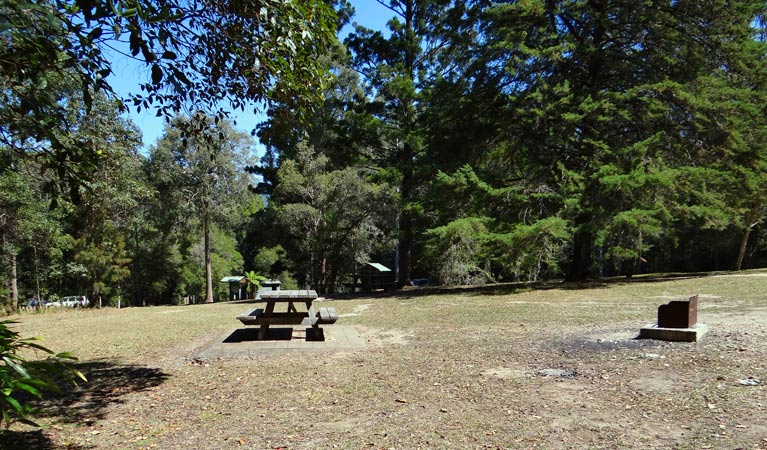 Cutters Camp campground - Accommodation 4U