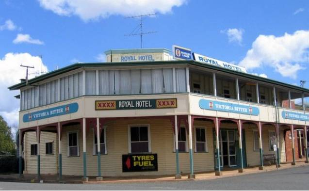 Royal Hotel Mundubbera - Accommodation 4U