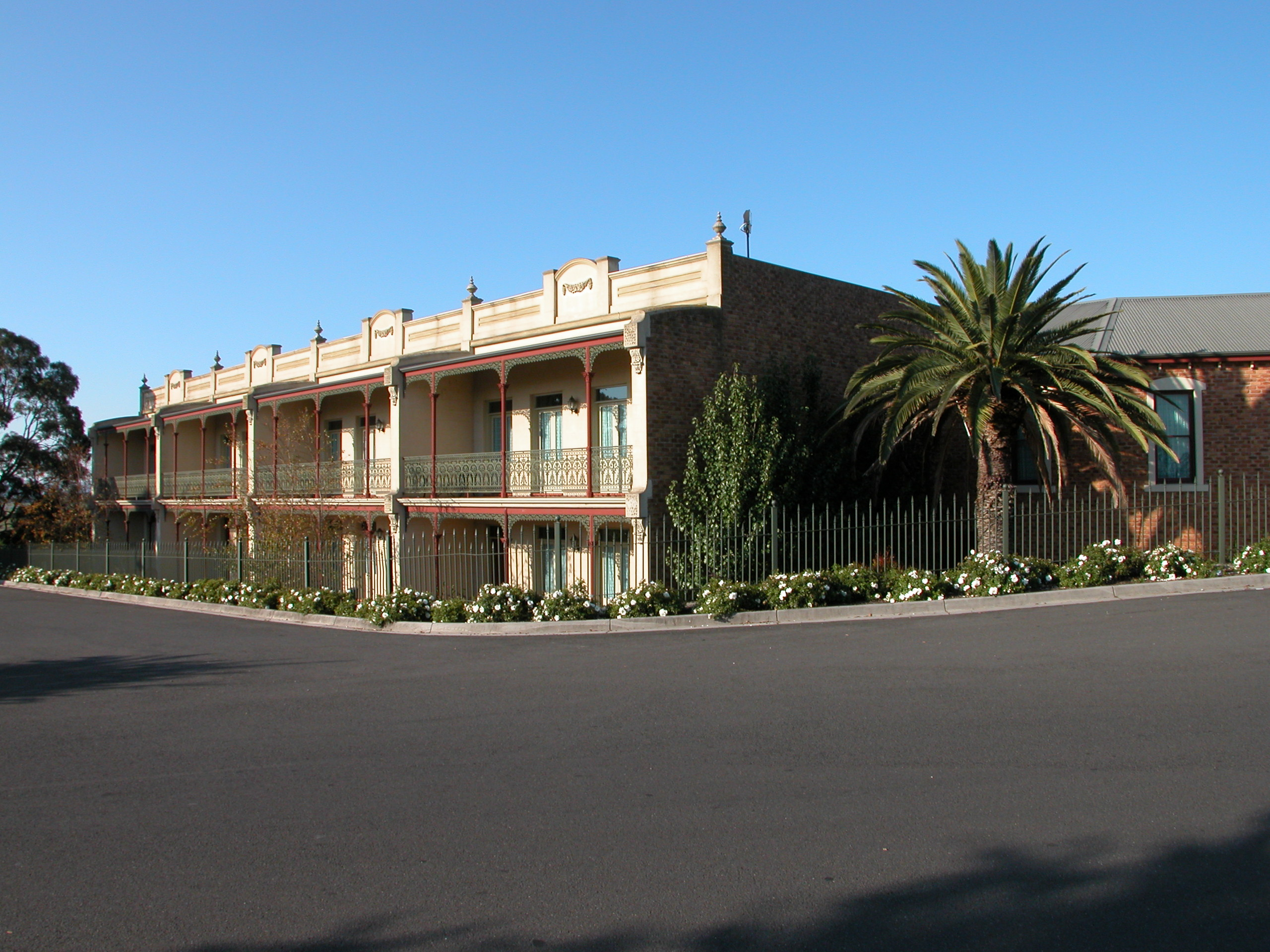 The Terrace Motel - Accommodation 4U