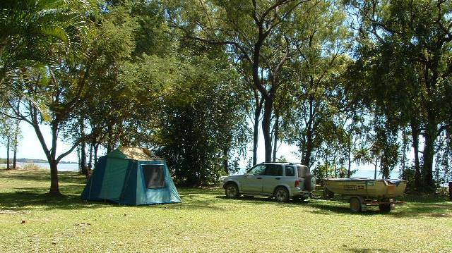 Weipa Caravan Park  Camping Ground - Accommodation 4U