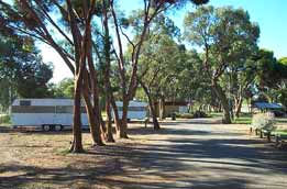 Wycheproof Caravan Park - Accommodation 4U