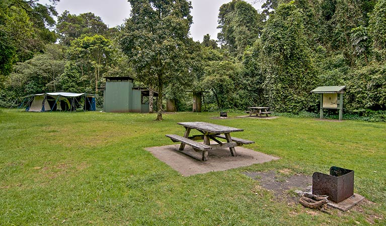 Forest Tops campground - Accommodation 4U