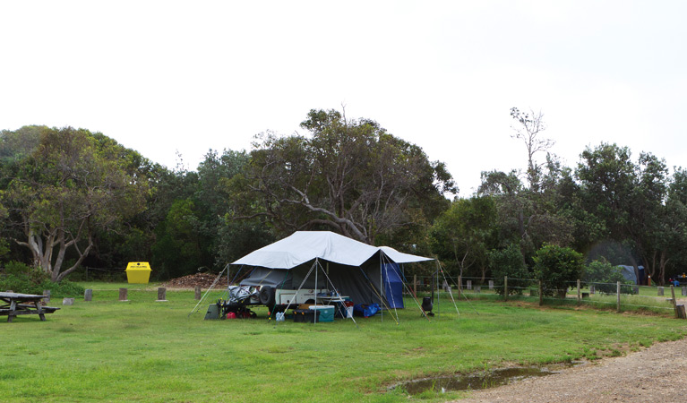 Illaroo campground - Accommodation 4U