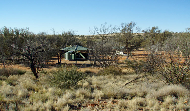 Olive Downs campground - Accommodation 4U