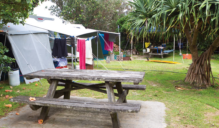 Sandon River campground - Accommodation 4U