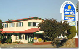 Sovereign Motor Inn Cooma - Accommodation 4U