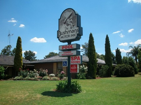 Bushmans Motor Inn - Accommodation 4U