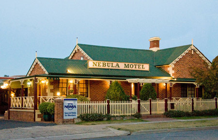 Nebula Motel - Accommodation 4U